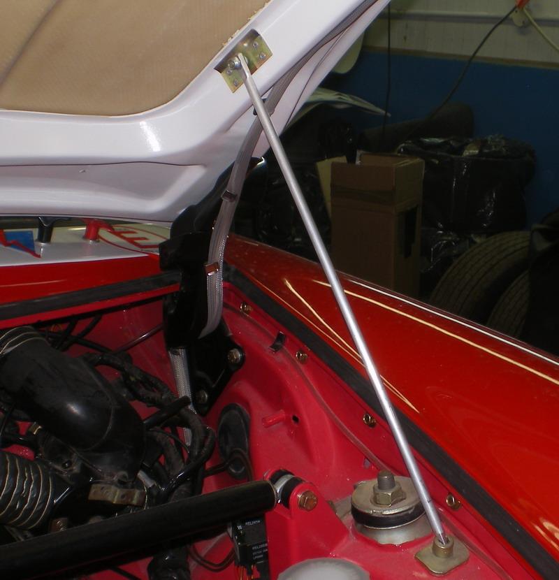 Best Hood Prop Rod Solution Page 2 Pelican Parts